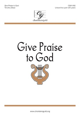 Give Praise to God Accompaniment Track