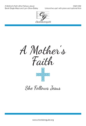 A Mother's Faith (She Follows Jesus) Audio Download