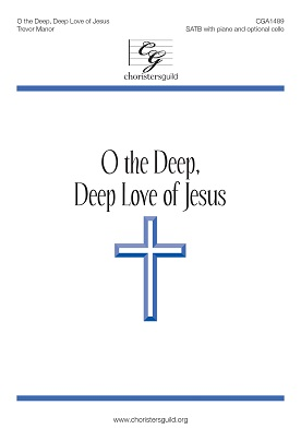 CGAC1489 O the Deep, Deep Love of Jesus Accompaniment Track