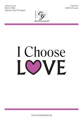 I Choose Love Accompaniment Track