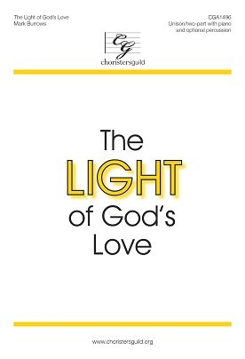The Light of God's Love Accompaniment Track