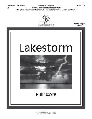 Lakestorm - Full Score