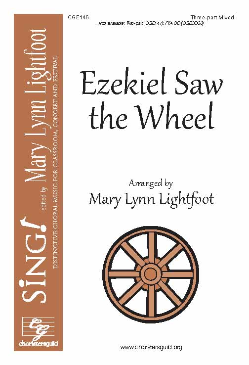 Ezekiel Saw the Wheel Three-part Mixed