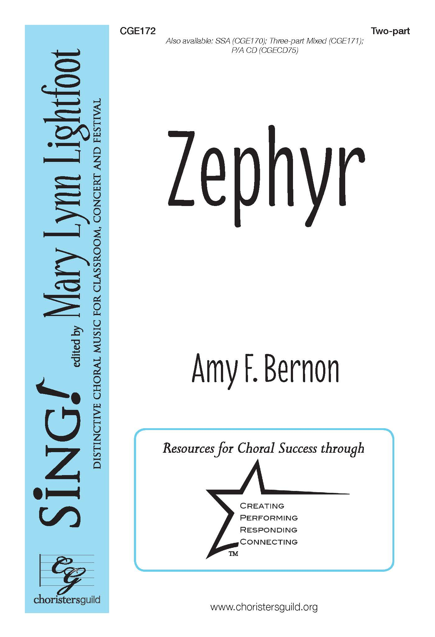 Zephyr Two-part