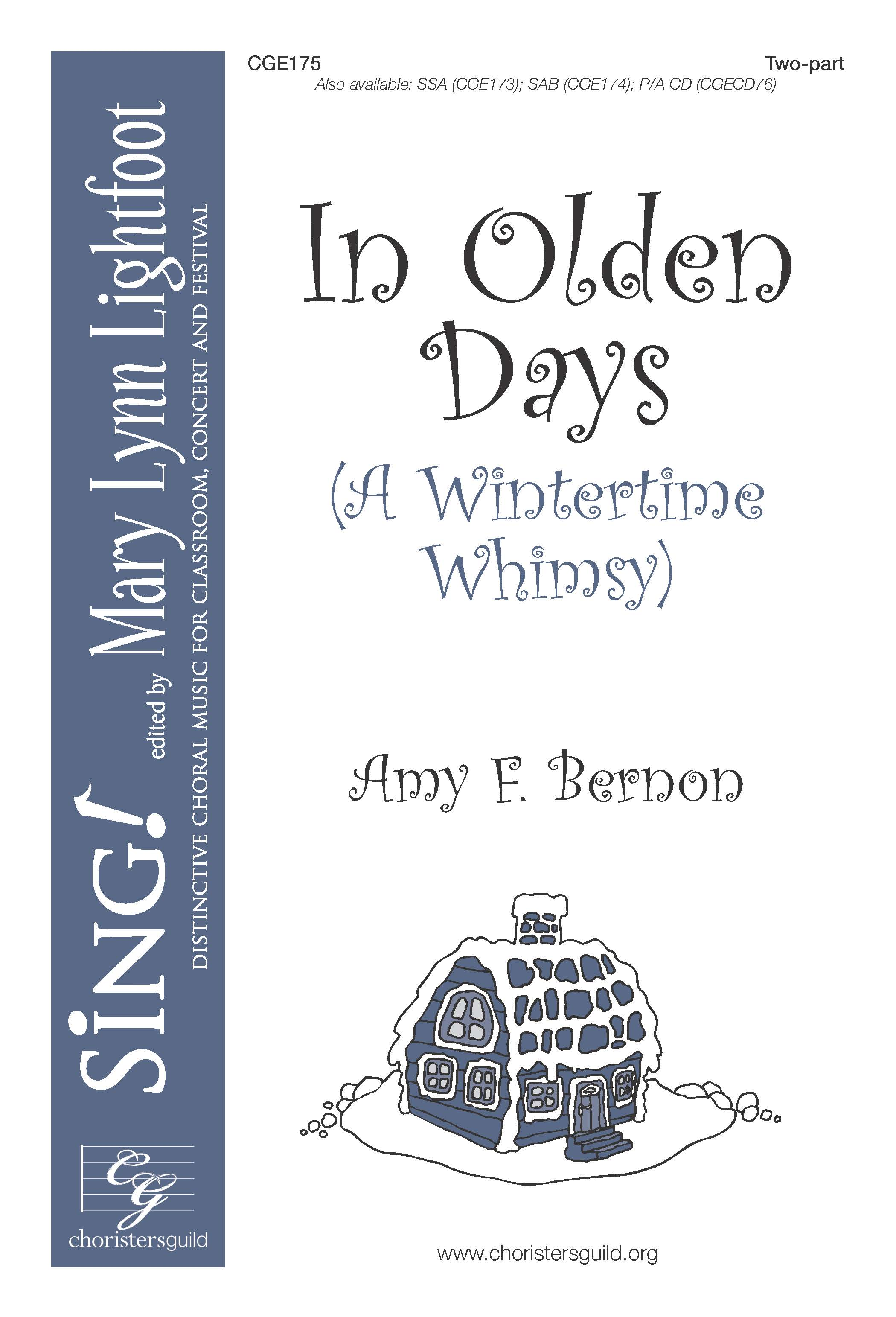 In Olden Days Two-part