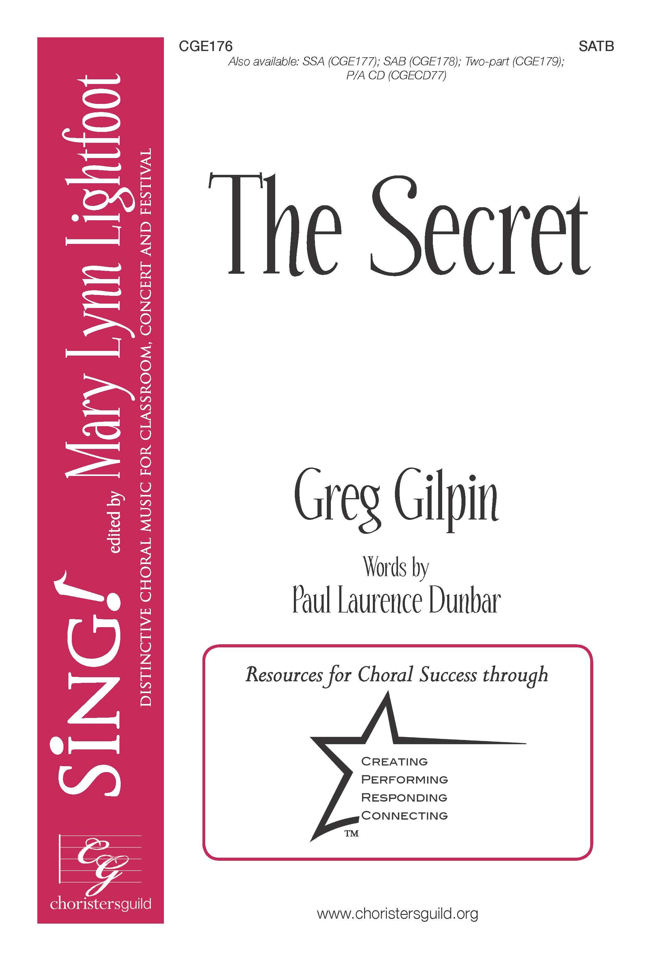The Secret SATB