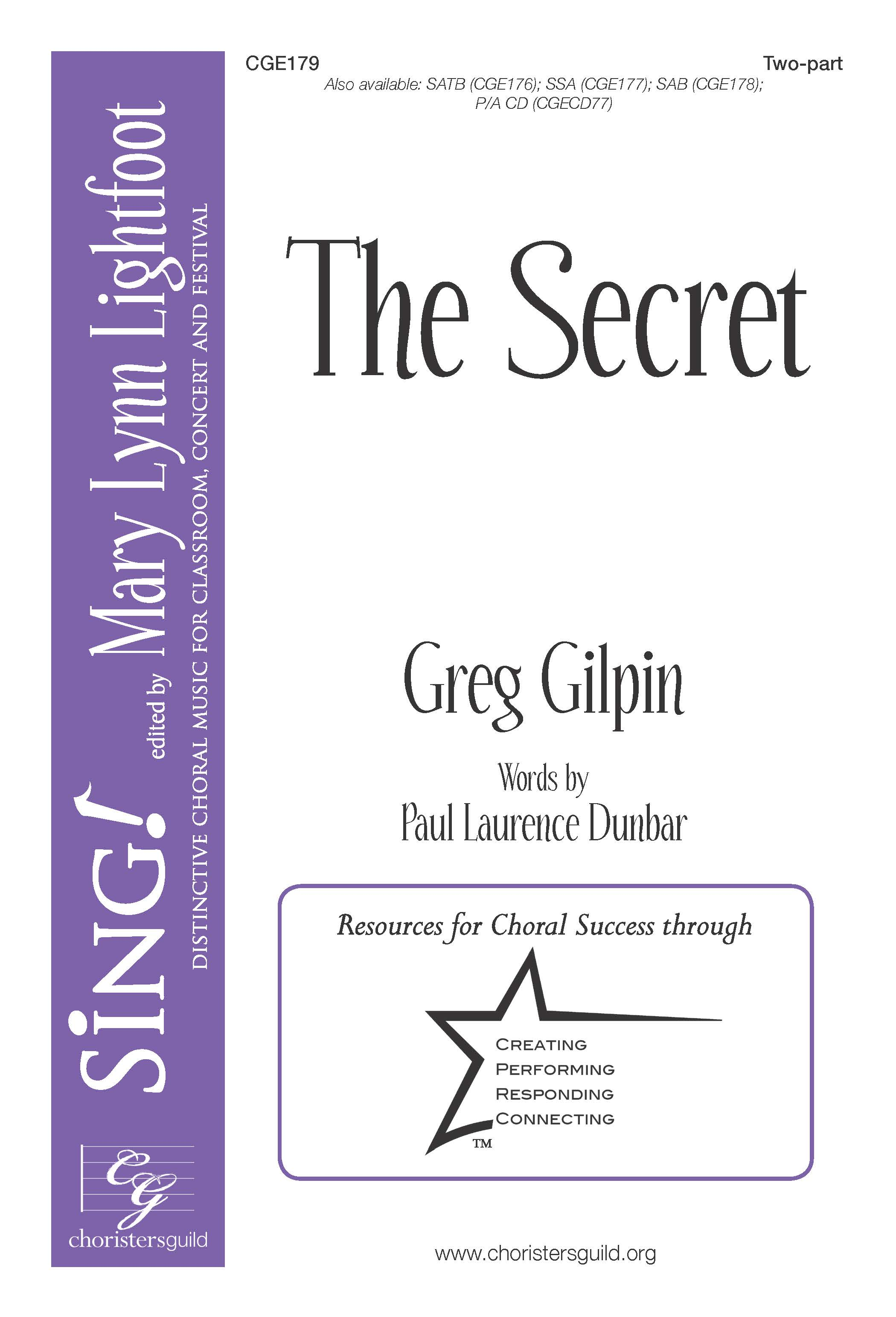 The Secret Two-part