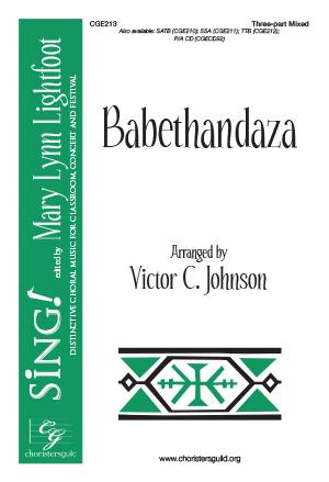 Babethandaza Three-part Mixed