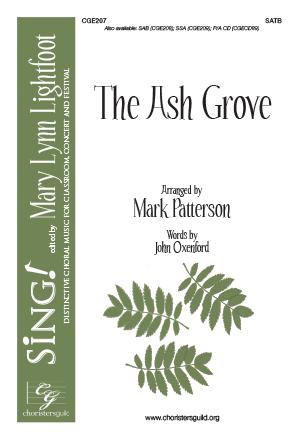 The Ash Grove SATB