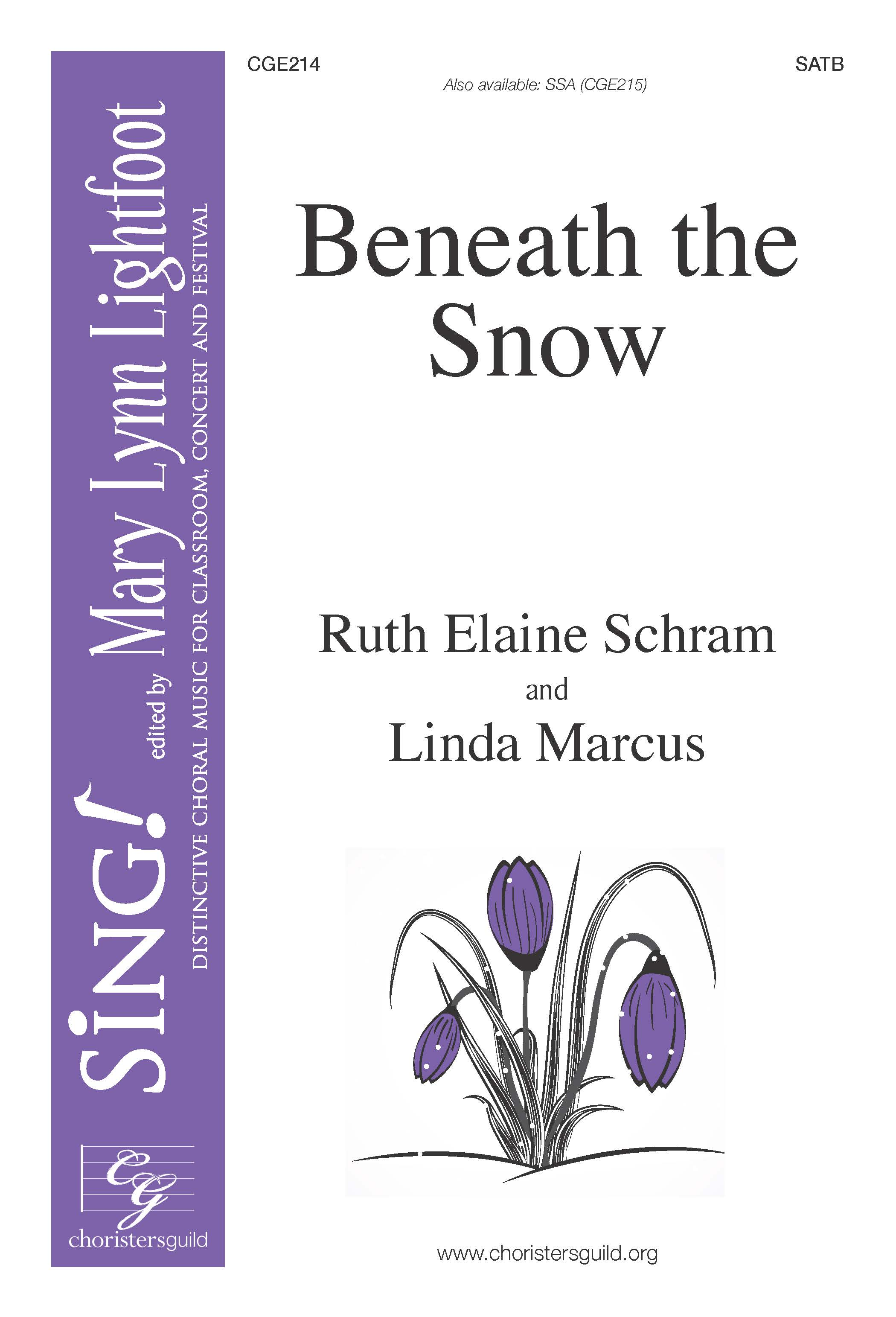 Beneath the Snow SATB