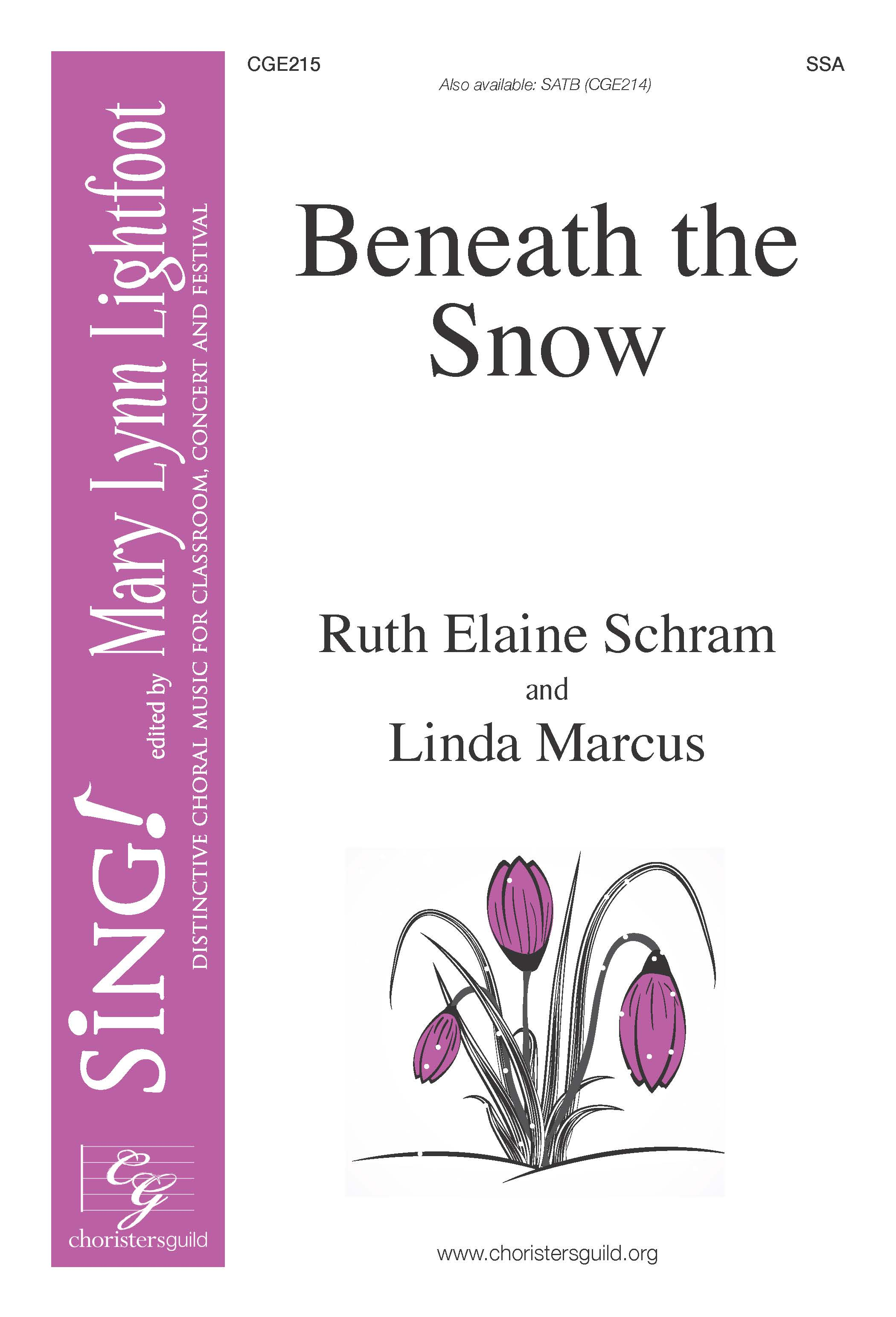 Beneath the Snow SSA