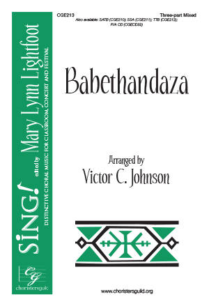Babethandaza Three-part Mixed