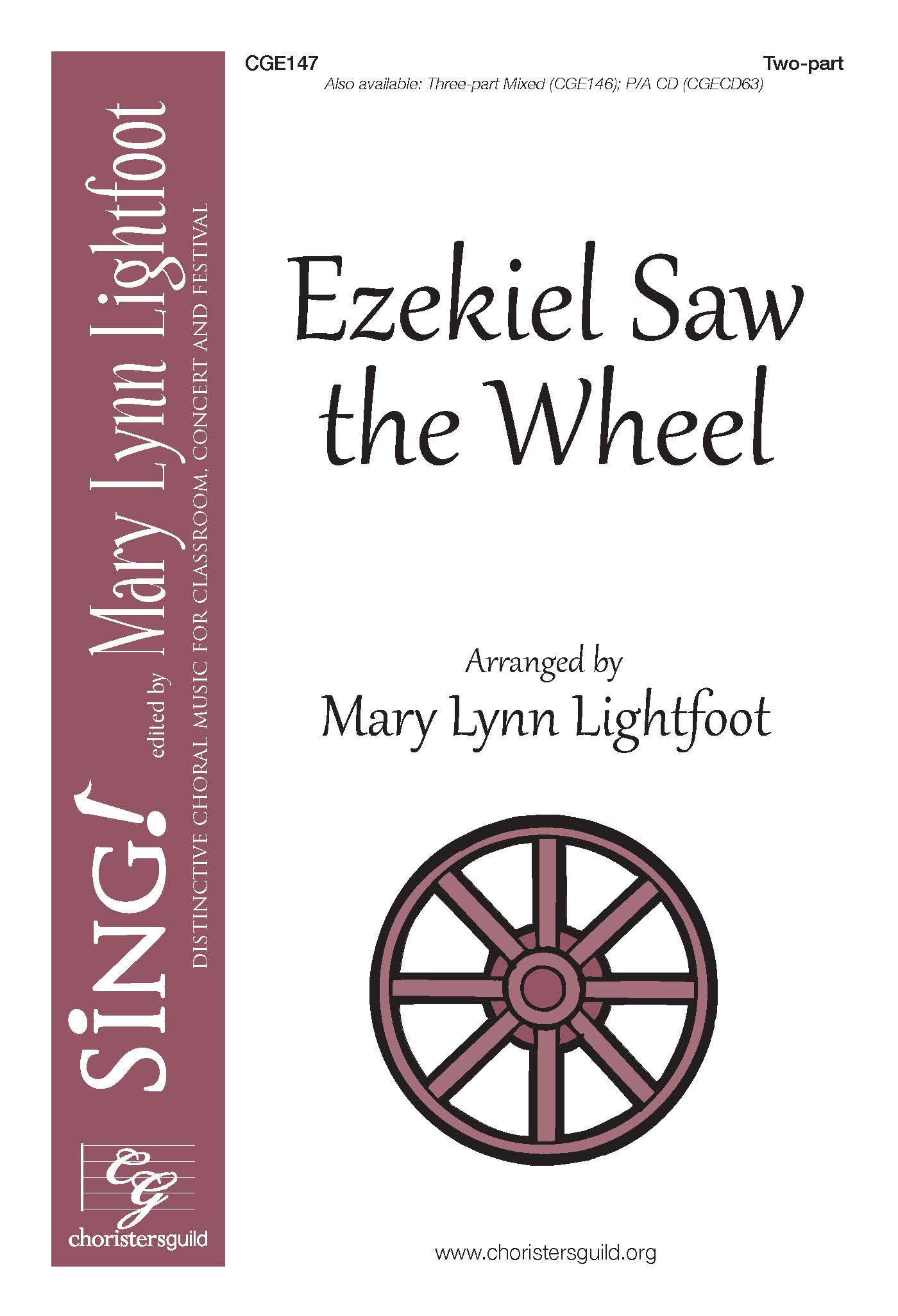 Ezekiel Saw the Wheel Two-part