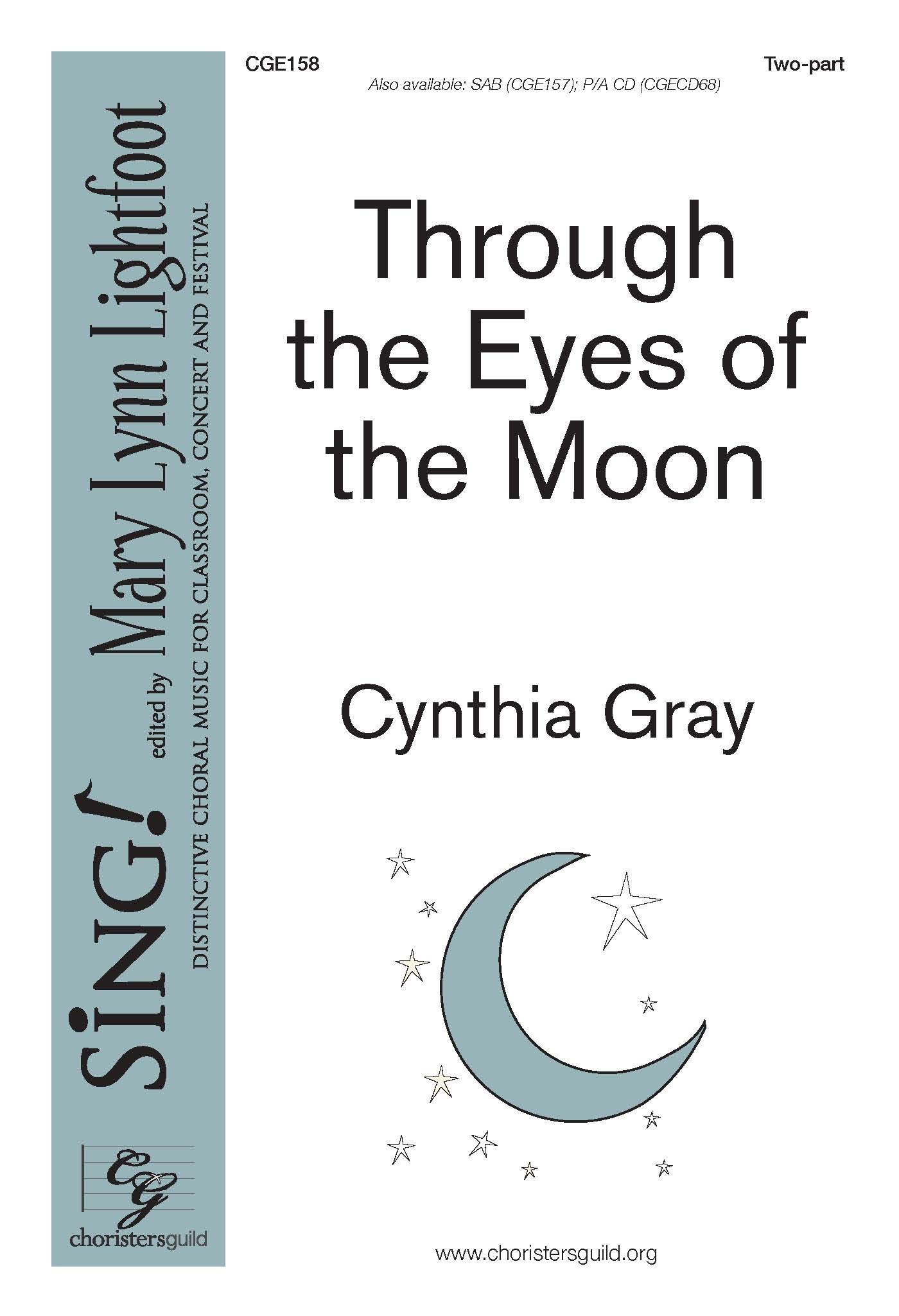 Through the Eyes of the Moon Two-part