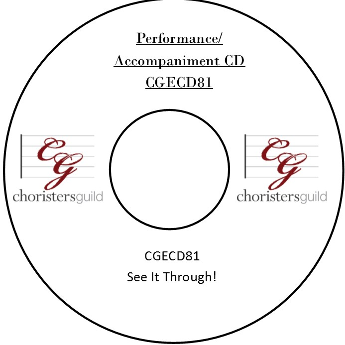 See It Through! (Performance/Accompaniment CD)