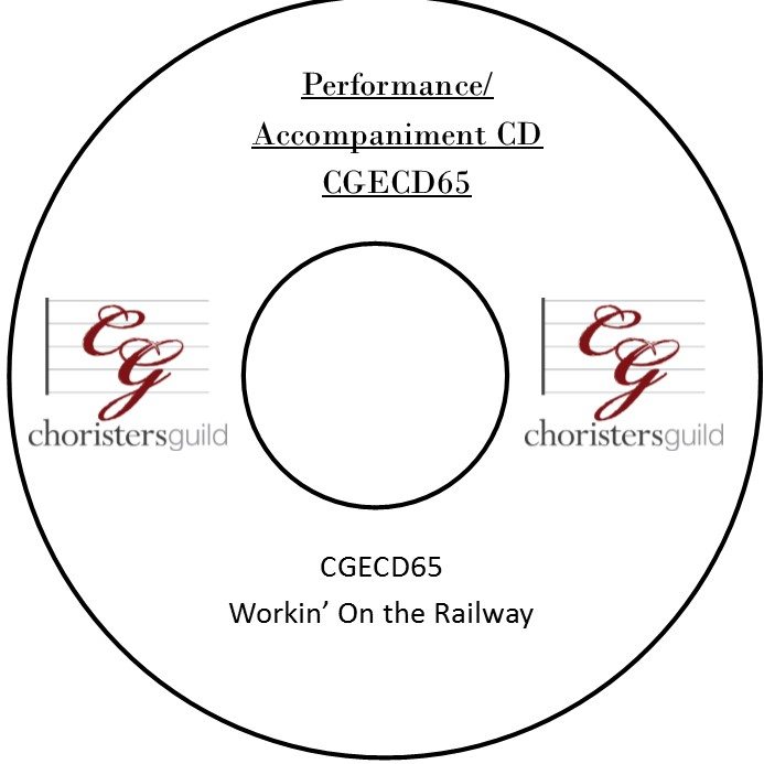 Workin' On the Railway (Performance/Accompaniment CD)