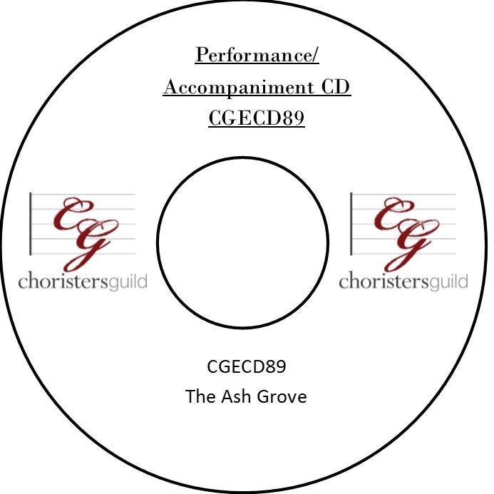 The Ash Grove (Performance/Accompaniment CD)