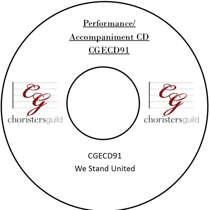 We Stand United (Performance/Accompaniment CD)