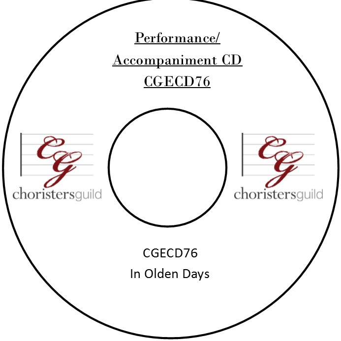 In Olden Days (Performance/Accompaniment CD)