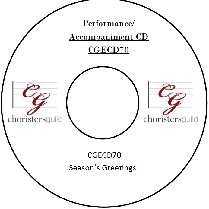 Season's Greetings! (Performance/Accompaniment CD)