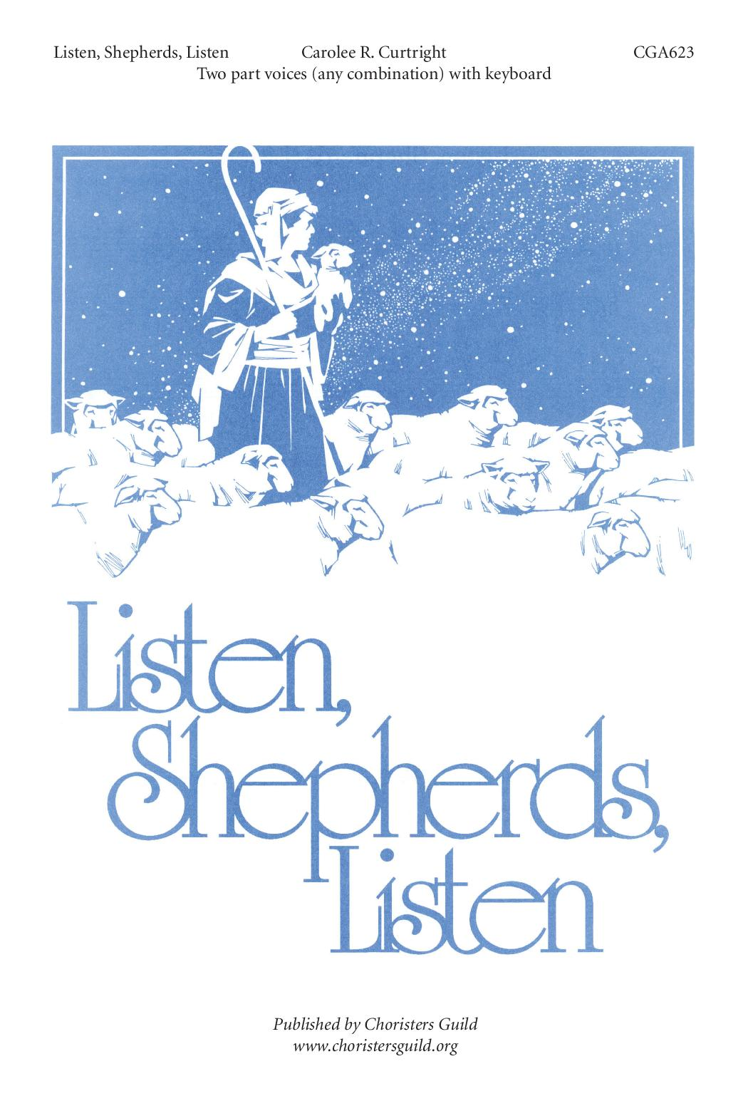 Listen, Shepherds, Listen