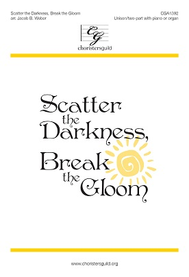 Scatter the Darkness, Break the Gloom Accompaniment Track