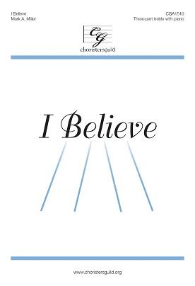 I Believe (SSA)