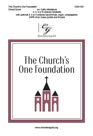 The Church's One Foundation - Choral Score