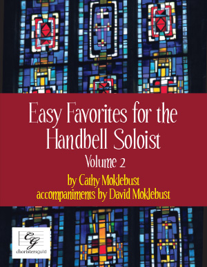 Easy Favorites for the Handbell Soloist, Vol. 2 - Audio Accompaniment CD