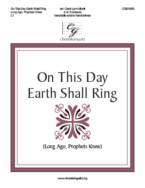 On This Day Earth Shall Ring, 2 or 3 octaves