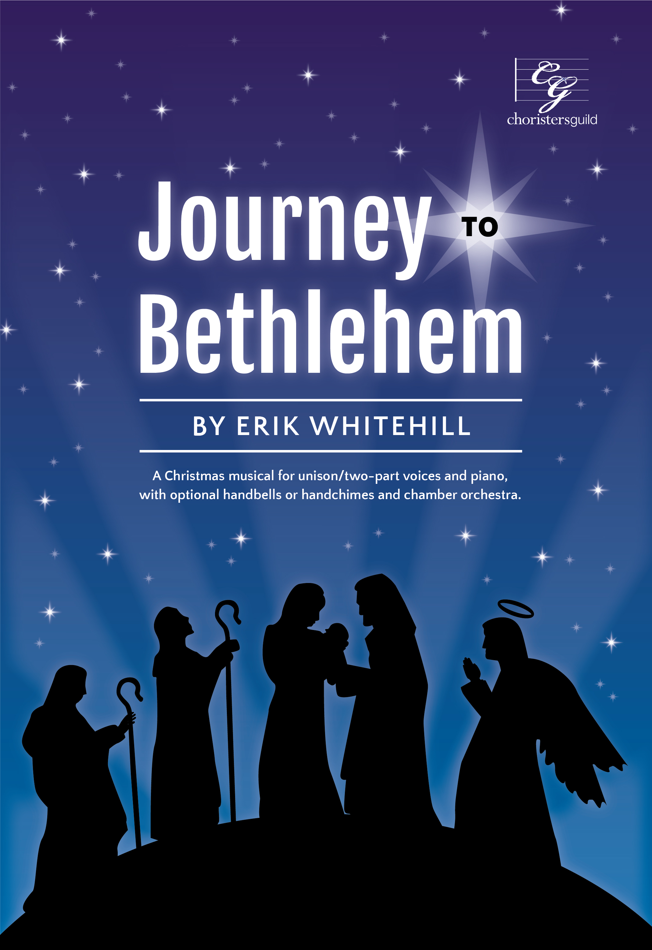 Journey to Bethlehem - Piano/Vocal Score