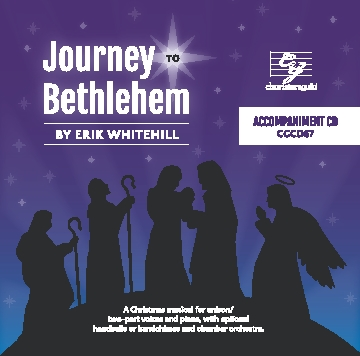 Journey to Bethlehem - Accompaniment CD