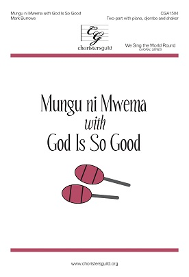 Mungu ni Mwema with God Is So Good Audio Download