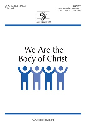 We Are the Body of Christ Audio Download