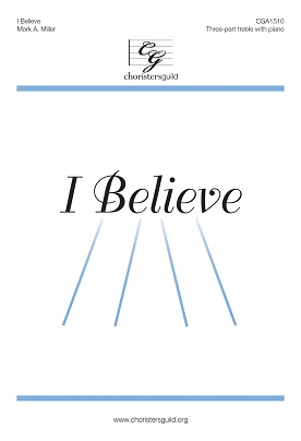 I Believe (SSA) Audio Download