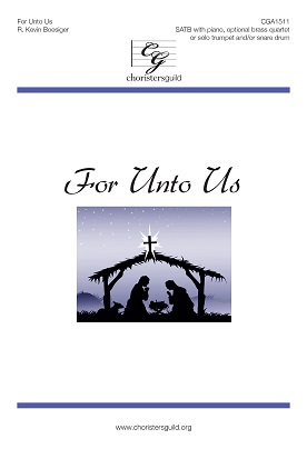 For Unto Us Audio Download