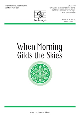 When Morning Gilds the Skies Audio Download