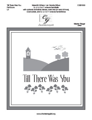 Till There Was You - Full Score
