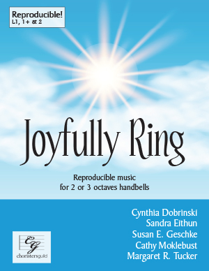 Joyfully Ring (2 or 3 octaves)
