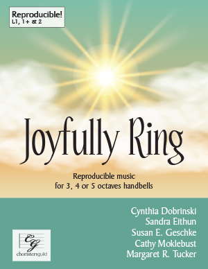 Joyfully Ring (3, 4 or 5 octaves)