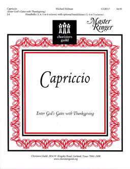 Capriccio (Enter God's Gates with Thanksgiving)