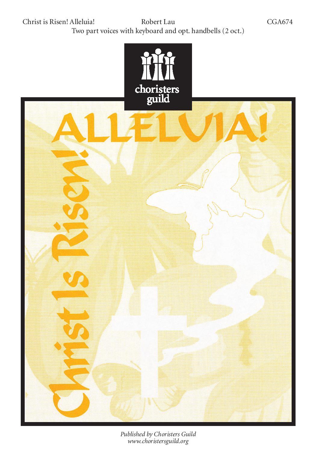 Christ Is Risen Alleluia