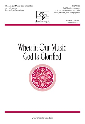 When in Our Music God Is Glorified - Reproducible Instrumental Parts