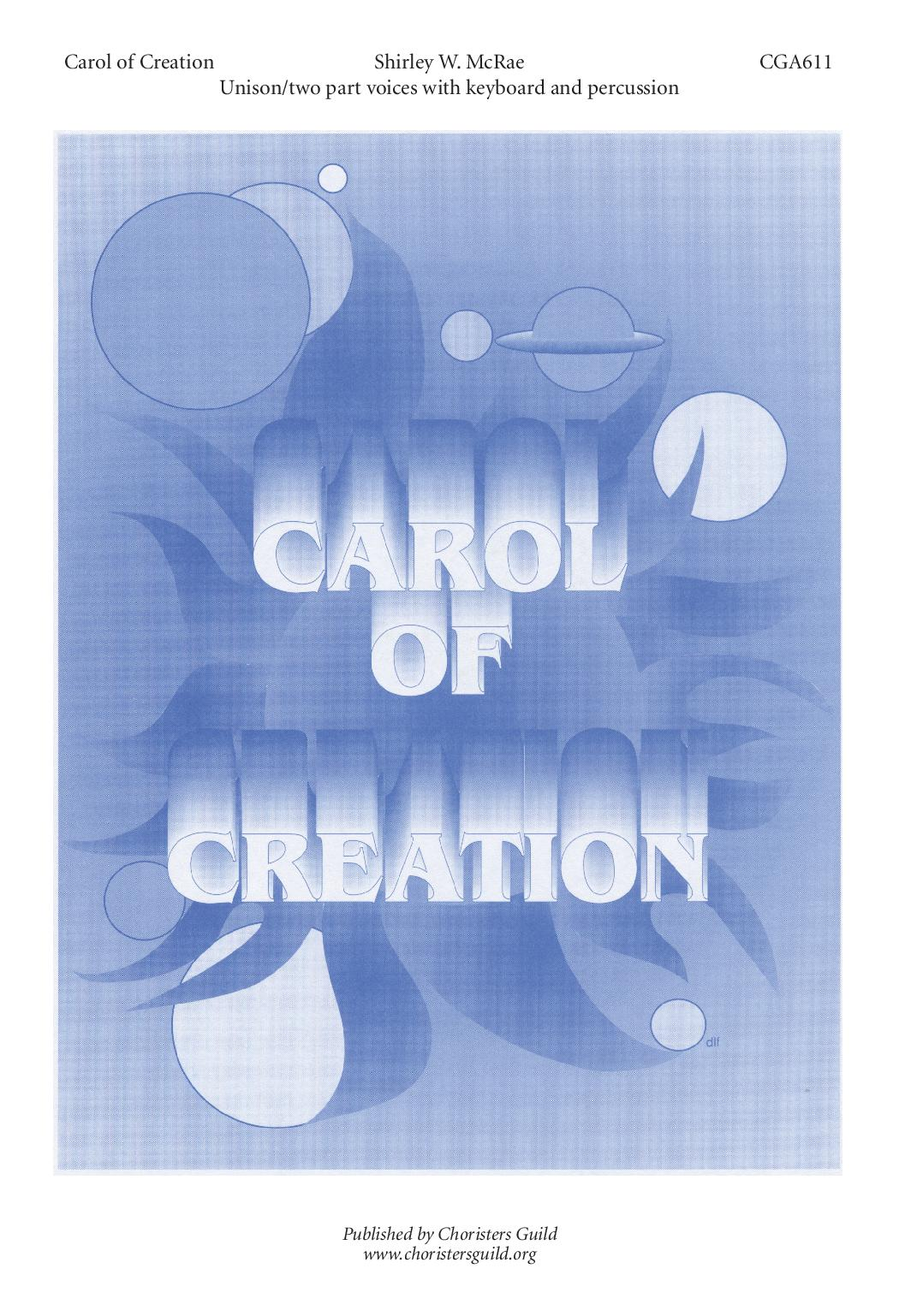Carol of Creation