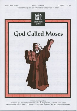 God Called Moses