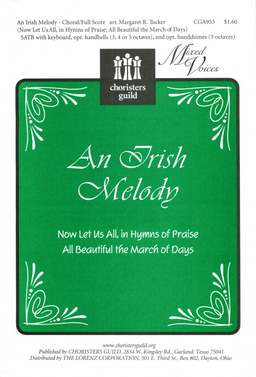An Irish Melody Choral/Full Score
