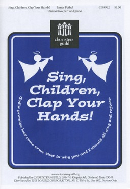 Sing, Children, Clap Your Hands