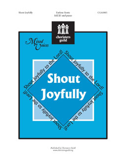 Shout Joyfully SAT[B]