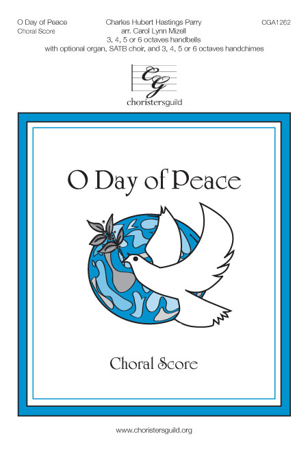 O Day of Peace - Choral Score
