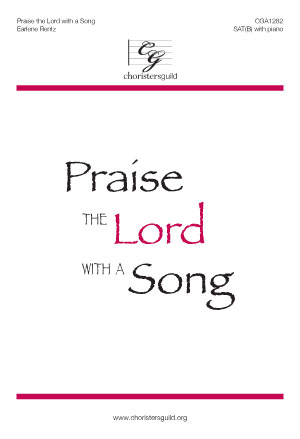 Praise the Lord with a Song
